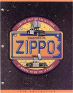 Zippo katalog 1998