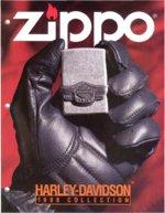 Zippo Katalog Harley-Davidson 1998