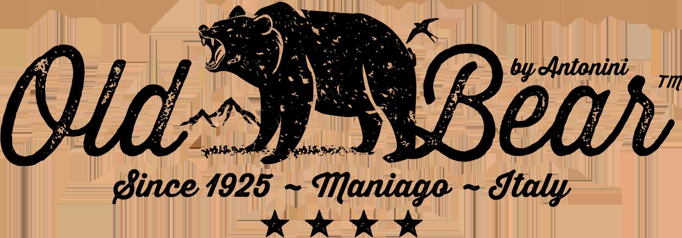 Old Bear - nože logo